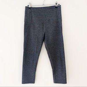 Lorna Jane Marl Grey Tights Size S